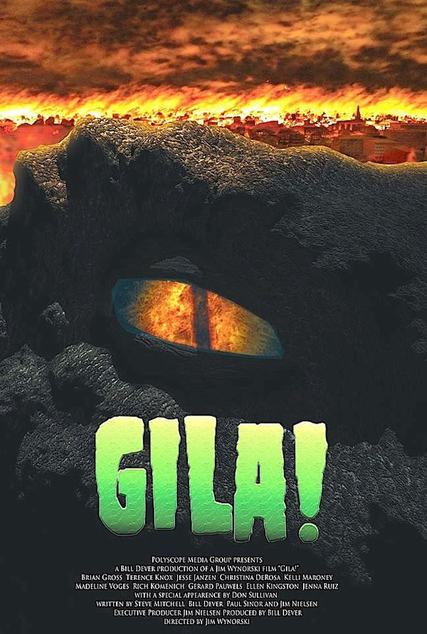 Giant Gila Monster Remake