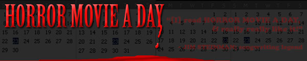 Brian Collins' Staple Horror Website, Horror Movie a Day, Draws to a Close