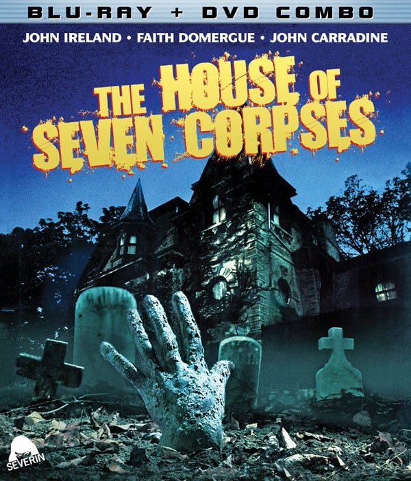 Severin to Open Both The House on Straw Hill and The House of Seven Corpses on Blu-ray and DVD