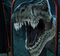 Three New Jurassic Park 3D TV Spots Will Have You Running for Your Life