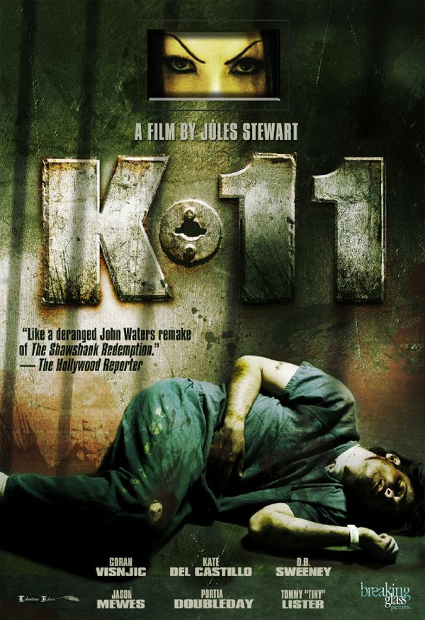 Indie Horror Month Exclusive: Jules Stewart Discusses Her Directorial Debut K-11 and More