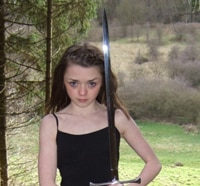 Game of Thrones Star Maisie Williams Out to Prove We Are Monsters