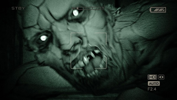 Outlast Struck Fear In Players With New Demo