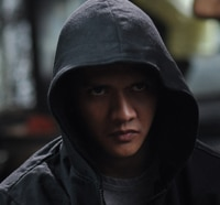 Two-Faced Official One-Sheet for The Raid 2: Berandal