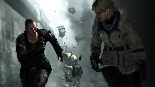 MattFini Survived Resident Evil 6...And Why You Should Care
