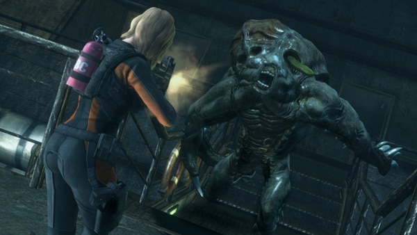 Horrifying New Video Arrives For Resident Evil Revelations
