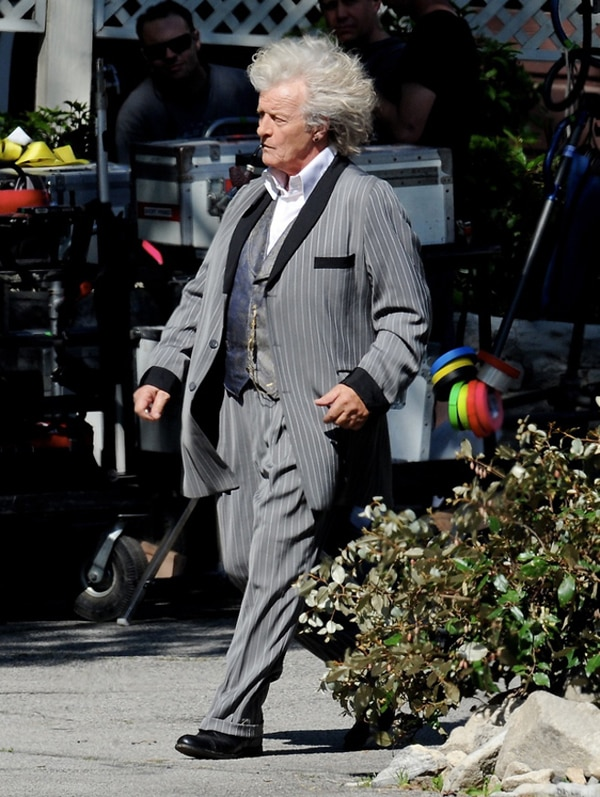 First Look at Rutger Hauer in True Blood