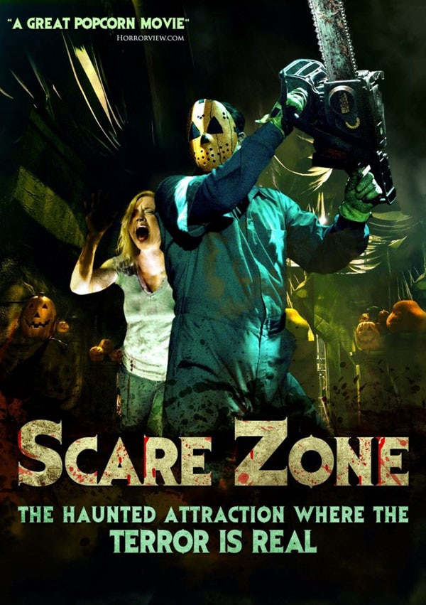 A Scare Zone Opens on VOD and DVD this Summer