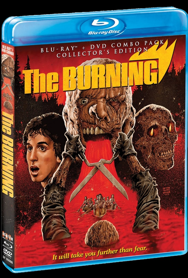 The Burning (Blu-ray / DVD)