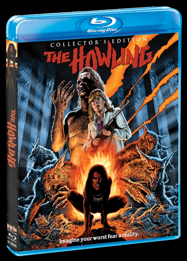 The Howling (Collector's Edition Blu-ray)