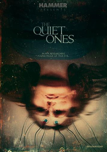 First One-Sheet for The Quiet Ones Makes Some Noise
