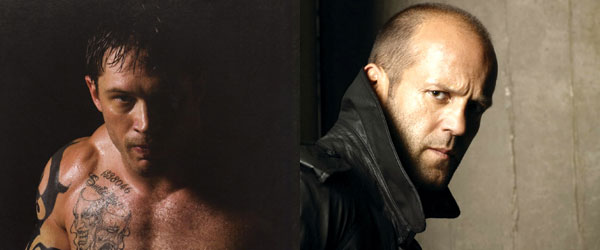 Escape From New York - Tom Hardy and Jason Statham Duking it Out to Play Snake