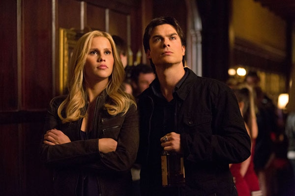 Fresh Images from The Vampire Diaries Episodes 4.16 - Bring It On and 4.17 - Because the Night