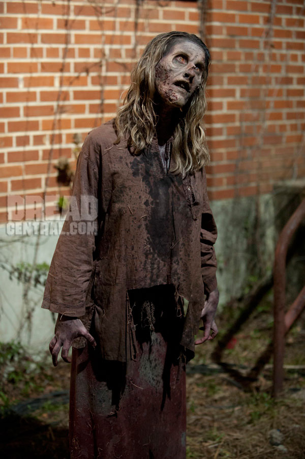 Exclusive Still from The Walking Dead Episode 3.14 - Prey