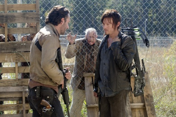 The Walking Dead: Recap of Episode 3.15 - This Sorrowful Life - Rick and Daryl