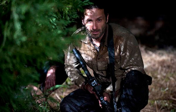 The Walking Dead Episode 3.16 - Welcome to the Tombs