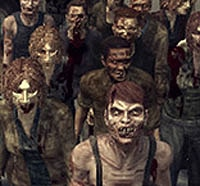 Exclusive: Glenn Gamble Discusses The Walking Dead Survival Instinct