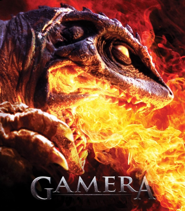 new gamera movie coming in 2015 dread central. Black Bedroom Furniture Sets. Home Design Ideas