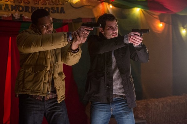 Grimm Episode 3.16 - The Show Must Go On