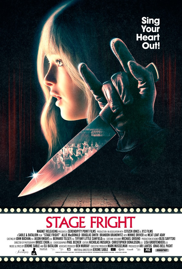 Stage Fright full movie