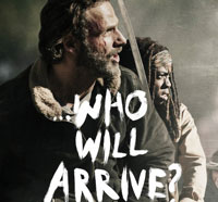 New The Walking Dead Season Finale Poster Wonders Who Will Arrive?