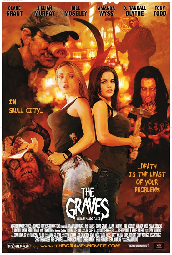 Assistir Online – The Graves – Legendado