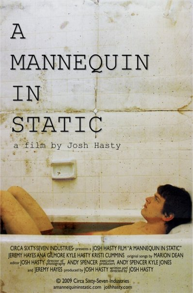 Josh Hasty's A Mannequin in Static