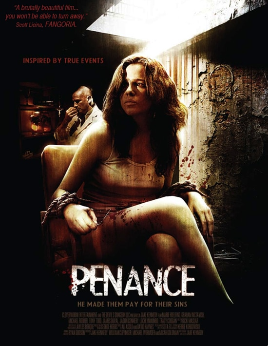 Disturbing New Clip for Penance | Horror Movie, DVD, & Book ...