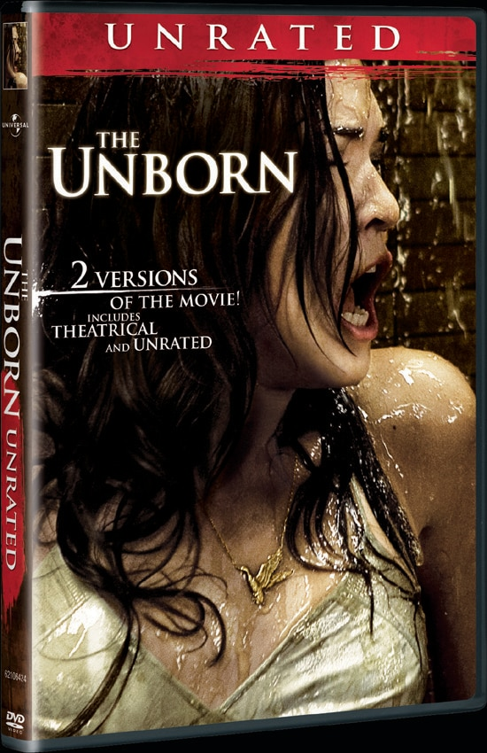 Early Unborn DVD  Art