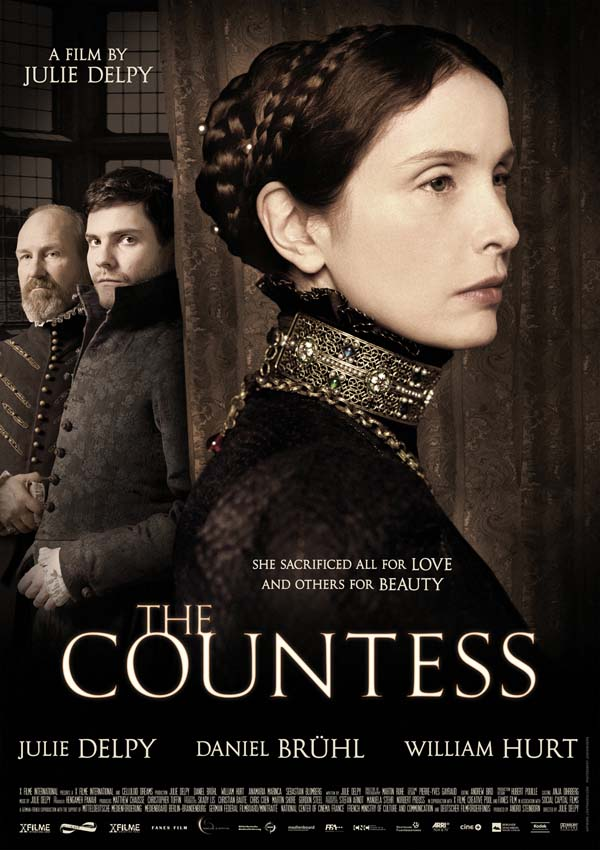 First Stills and Sales Art - The Countess
