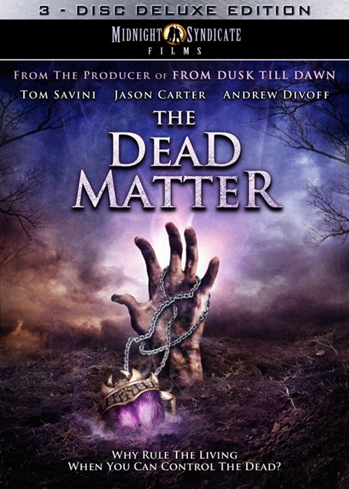 Distribution News for Midnight Syndicate's The Dead Matter