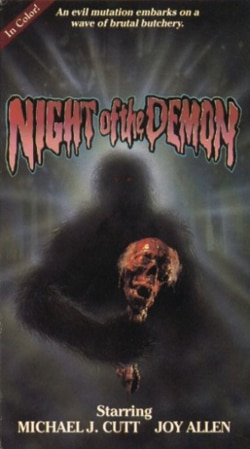 Night of the Demon (1980)
