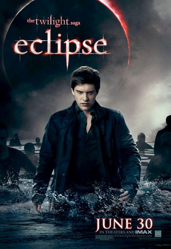 Three New Twilight Saga: Eclipse Character Banners