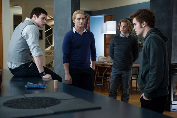 Another New The Twilight Saga: Eclipse Still - The Cullen Men