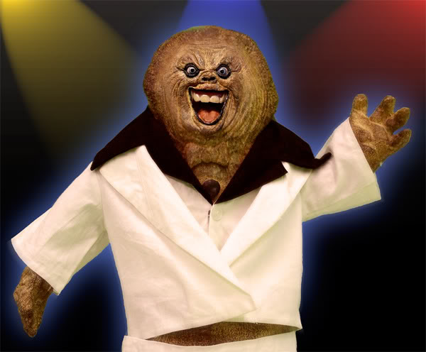 The Gingerdead Man Catches Saturday Night Fever