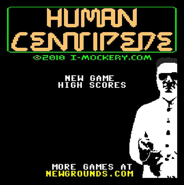 Human Centipede The Game Slithers Out!