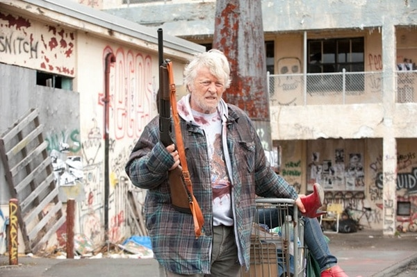 First Official Still: See Rutger Hauer as the Hobo with a Shotgun