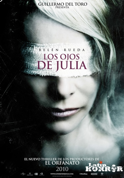 International Poster Debut: Julia's Eyes