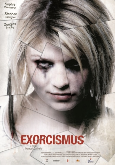 Exorcismus - The Possession of Emma Evans New Sales Art