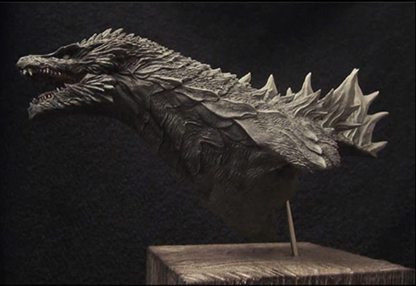 Possible New Godzilla Design?