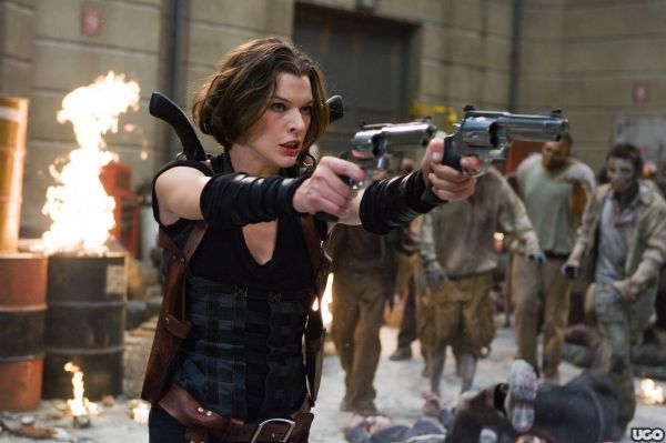 New Stills: Resident Evil: Afterlife