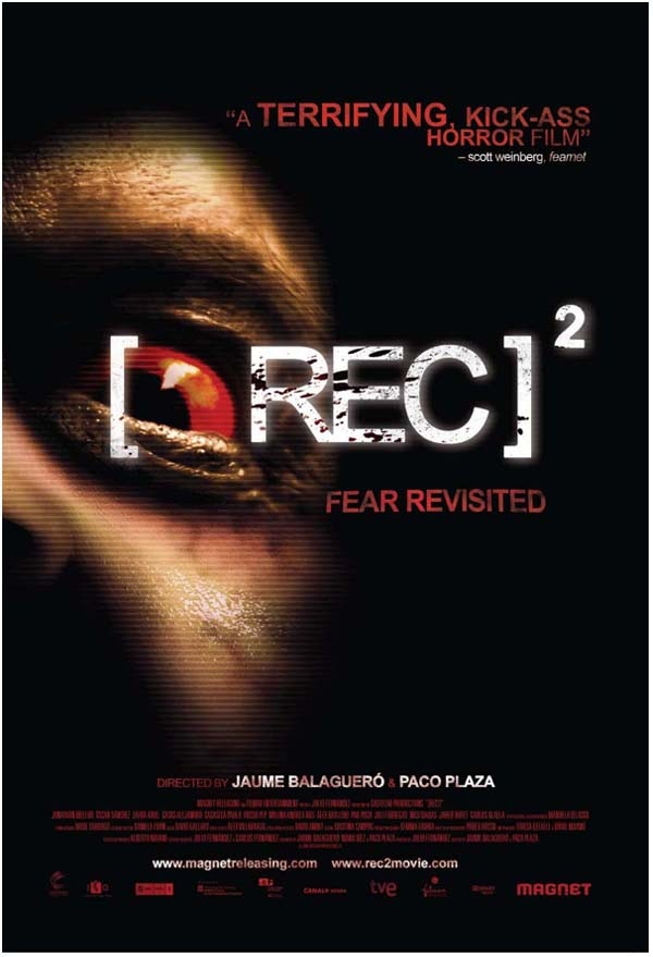 REC 2 US Theatrical Poster Debuts