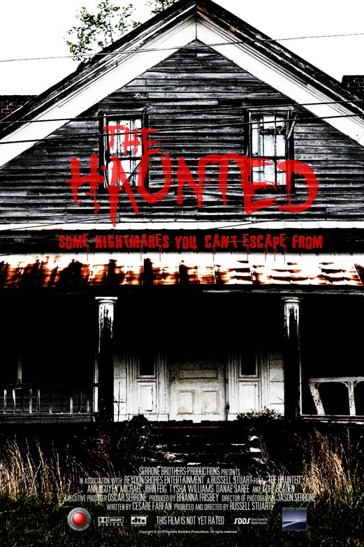 More Terror For Your TV: The Haunted