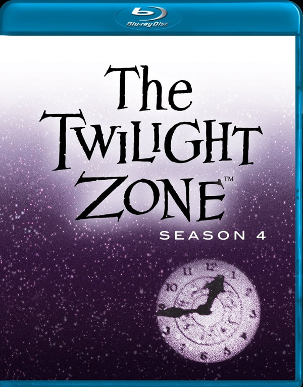 Full Specs and Artwork: The Twilight Zone Season 4 on Blu-ray