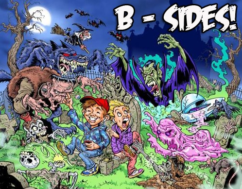 B-Sides: The Most Explosive, Action-Packed B-Sides Ever!