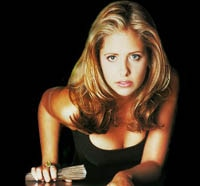 Sarah Michelle Gellar Talks Possible New Buffy the Vampire Slayer Movie... Again