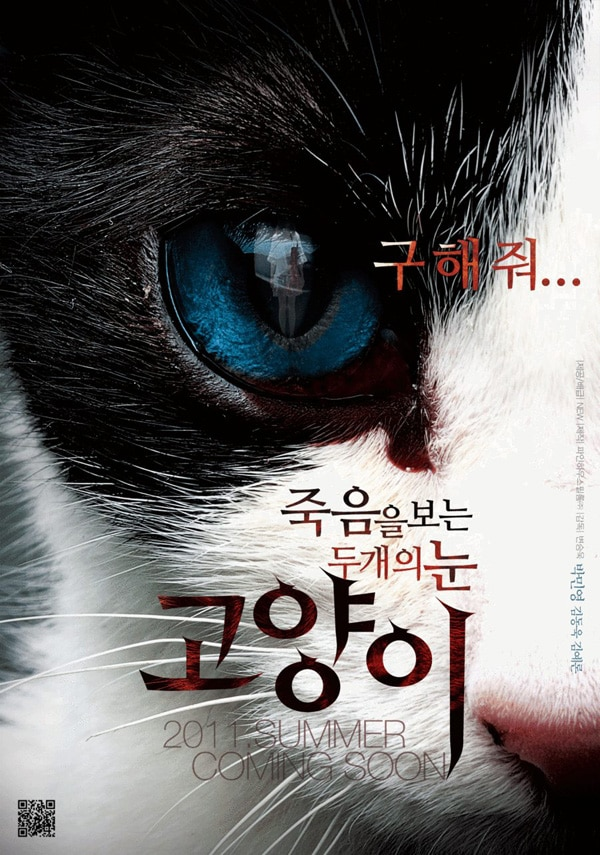 Cat Got More Than Your Tongue in This Korean Ghost Flick