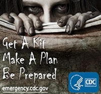 The C.D.C. Teaches Us How to Prepare for the Zombie Apocalypse