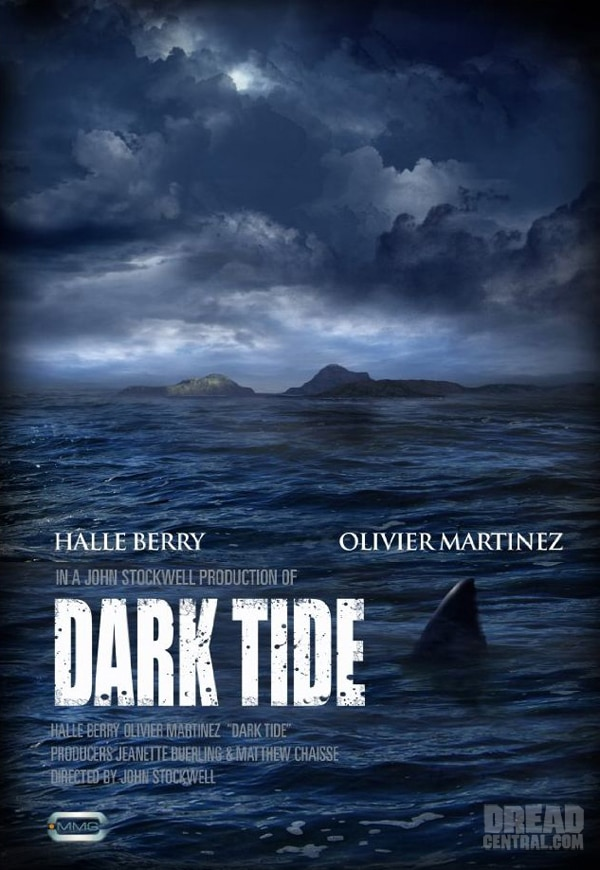 Halle Berry Swims with the Fishes in Latest Dark Tide Teaser