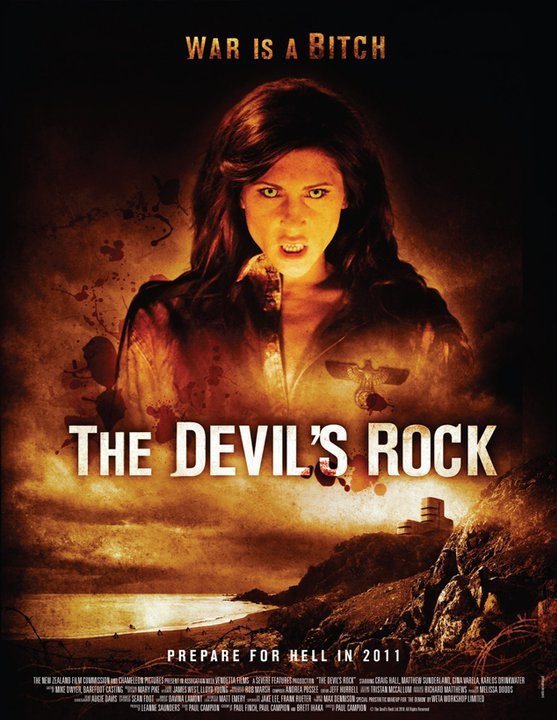 Entertainment One Parks on The Devil's Rock